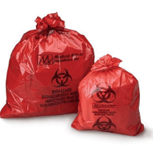 Biohazard Medical Waste Liner Bags