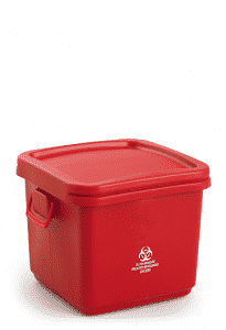 18 Gallon Medical Waste Collection Container
