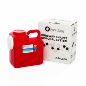 2 Gallon Sharps Disposal System